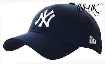 Ny Cap Navy Ebay