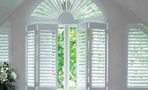 California shutters, Amazing condition almost new.