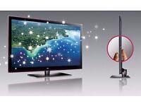 "*Excellent Condition* LG 42LE4500 42"" FULL HD - ULTRA SLIM - LED TV - 4x HDMI - USB - Remote + BOX"