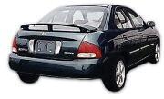 Nissan Sentra Spoiler