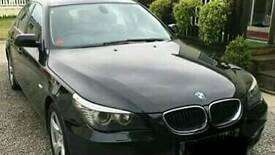 BMW 520 in good condition. One previous owner,part service history.