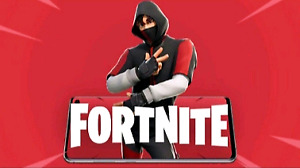 FORTNITE iKONIK SKIN FOR SALE (SAMSUNG PROMOTION)