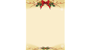 St. James Christmas Design Bond Traditional Harmony Paper-new +