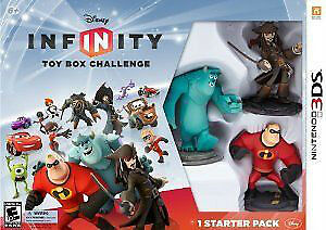 Disney Infinity Pack brand new 25$
