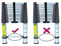 High Quality Telescopic ladders for sale