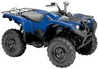 2015 Yamaha Grizzly 700 FI 2015