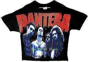PANTERA SHIRT // 90s // Large // Pantera // Pantera T-Shirt // Metal Shirt // Panters Shirt // 90s Pantera // 90s Metal // Pantera Shirt ZGtUSWI