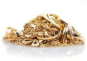 Gold Filled Plated Scrap