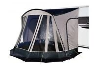 Sunncamp Rotundo Caravan Air Awning used