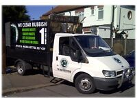 Fast, Fully licensed waste removal 10% off!