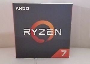 AMD RYZEN 7 1700X 8-Core 3.4 GHz (3.8 GHz Turbo)