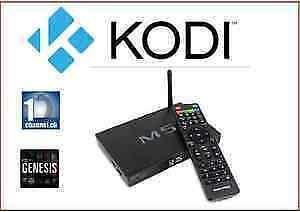 "MOVIE BOX ANDROID TV WITH KODI""Fully PROGRAMMED"" - (647)401-3336"