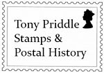Tony Priddle Stamps Postal History