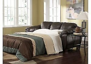 Ashley Durablend Cafe Sleeper Pull out couch