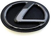Lexus Emblem Black