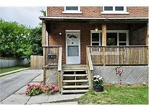 Steps from an elementary school! Large private backyard!