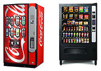 FREE VENDING SERVICES MACHINES SUPPLIED AND STOCKED FREE!