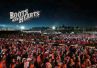4 Day Pass Boots and Hearts Music Festival Thu, Aug 6
