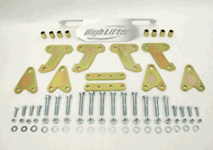 High Lifter 4 Inch Lift Kit **Price Reduced**