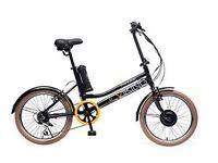 Viking E-Vantage Ultra Light electric folding bike
