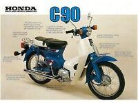 HONDA C90 / C70 WANTED!!!!!