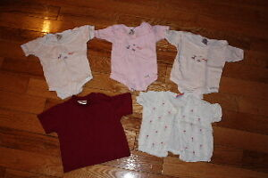 Size 18 months girls spring/summer clothes