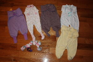 Size 3 months girls winter clothes Kingston Kingston Area image 2