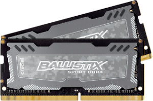 32GB DDR4 Laptop Memory