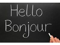 French Lessons and Tutoring with an experienced professional