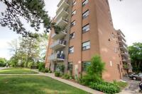 Freshly painted one bedroom apartment for rent in Mississauga!