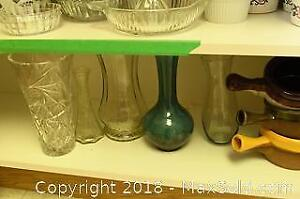 Vases And Housewares A