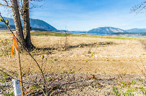Salmon Arm - Waterfront Building Lot in Adult Community