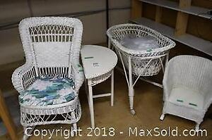 Wicker Chairs C