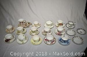 China Tea Cups - Lot 1 of 4