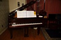 music lessons. PIANO FOR THE OLDER BEGINNER. RCM