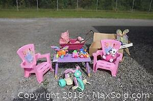 Princess Chairs and More - A