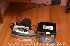 Black And Decker Iron And More B