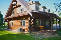 Kawartha Lakes Log House - All year round retreat!