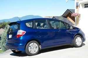 2010 Honda Fit LX Hatchback