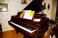 PIANO LESSONS FOR THE ADULT