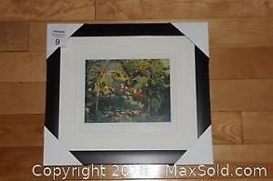Group of Seven J E H McDonald THE TANGLED GARDEN newly framed with COA