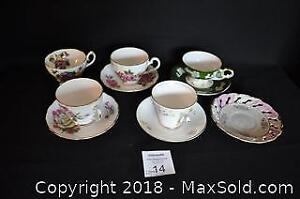 Teacups and more