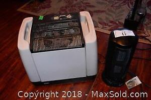 Humidifier And Heater B