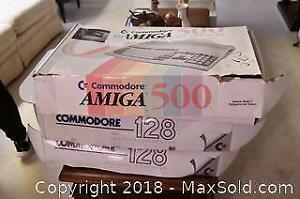 Commodore Computers B