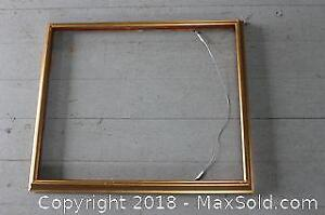 Gilt Gallery Picture Frame