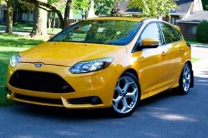 2013 Ford Focus ST Bicorps