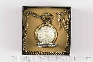 Reliance Croton Commemorative Pocket Watch First Flight Wright Brothers