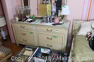 Dresser and Mirror E