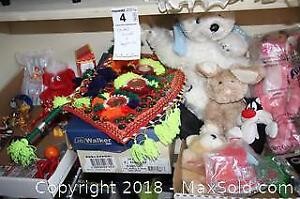 Stuffed Animals and Keychains - A
