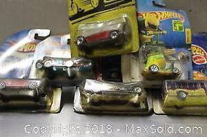 Hot Wheels And Matchbox Lot B